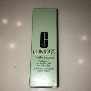 New Clinique moisture surge